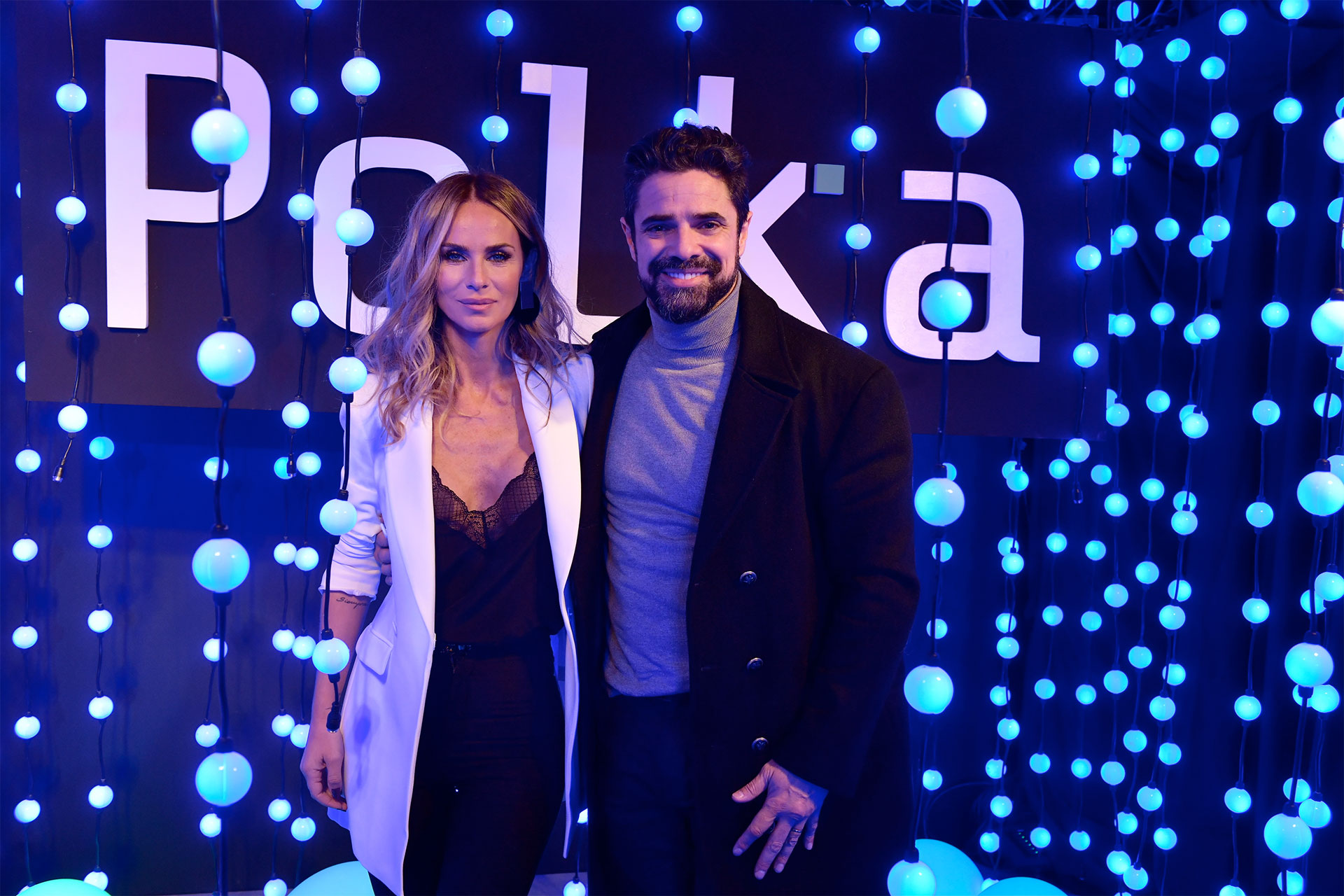 Sabrina Rojas y Luciano Castro.