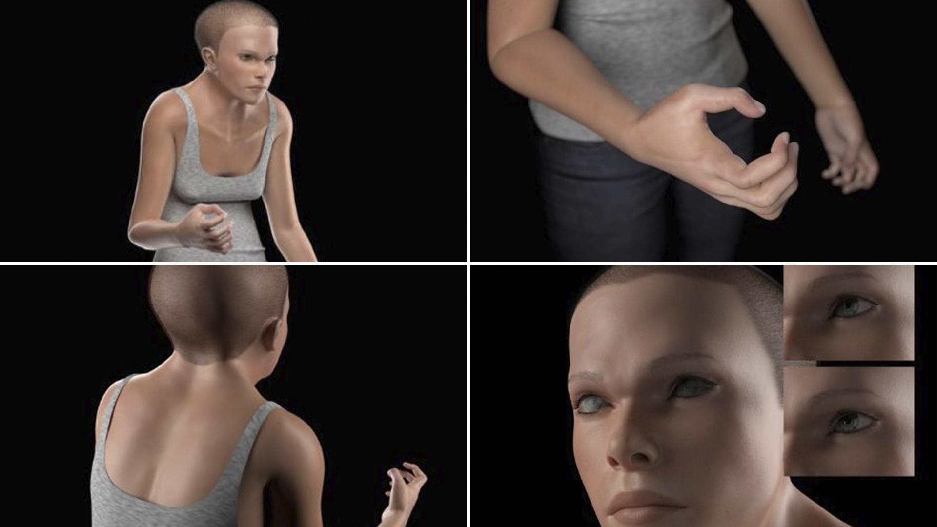 Impactante: así será el cuerpo del ser humano en el año 3000 por el uso  constante de la tecnología - Infobae