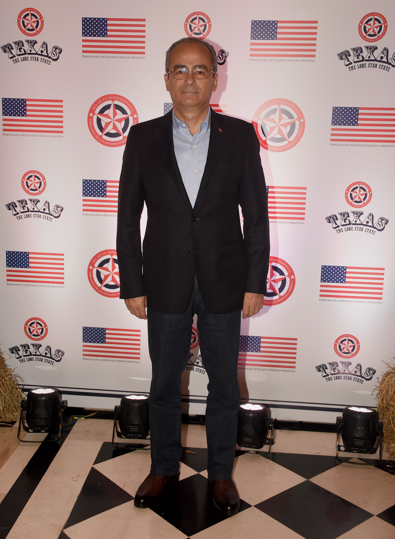 Vural Altay, embajador de Turquía en Argentina