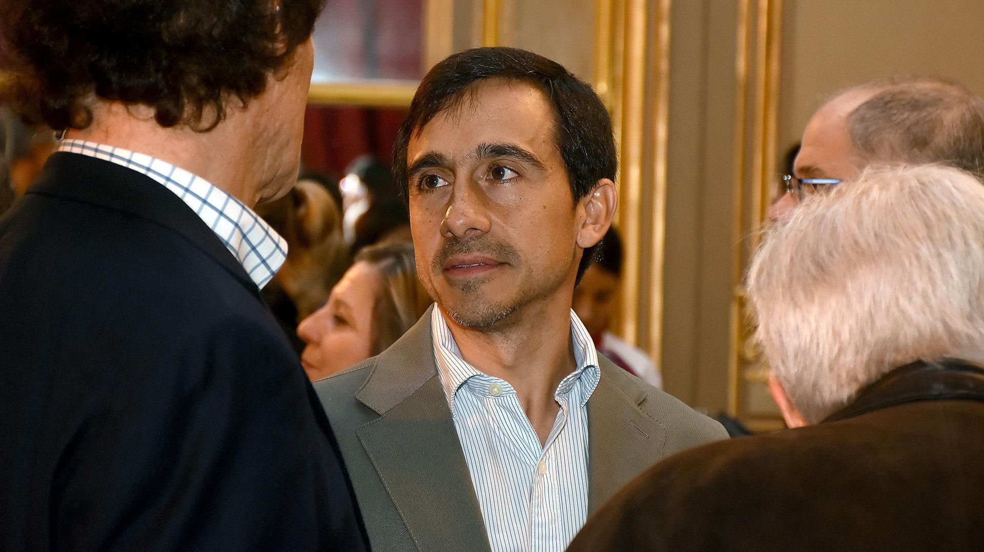 Carlos Lorefice, dueño y CEO del Canal 9 de Argentina