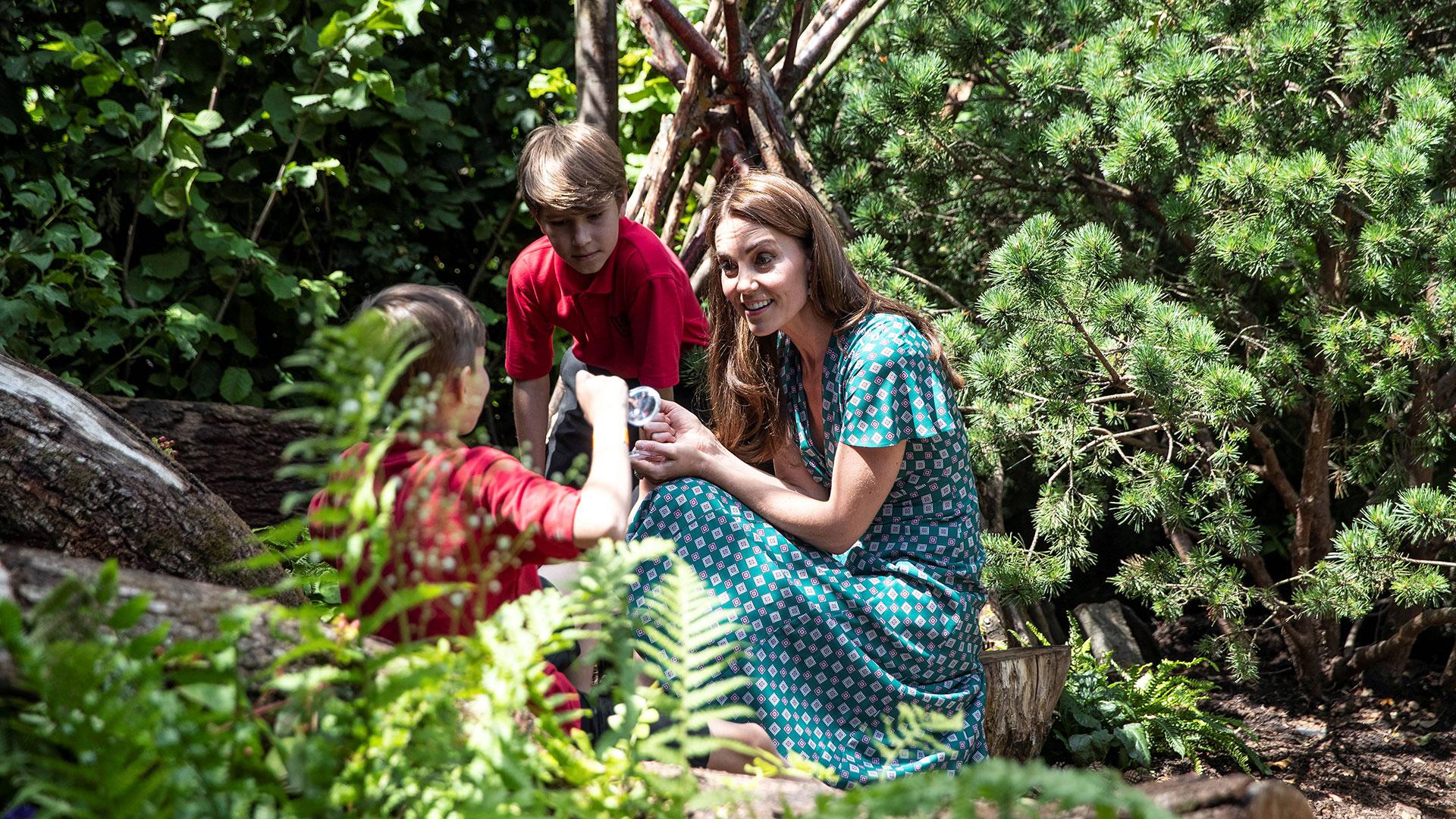 La Duquesa tiene una agenda comprometida con la primera infancia