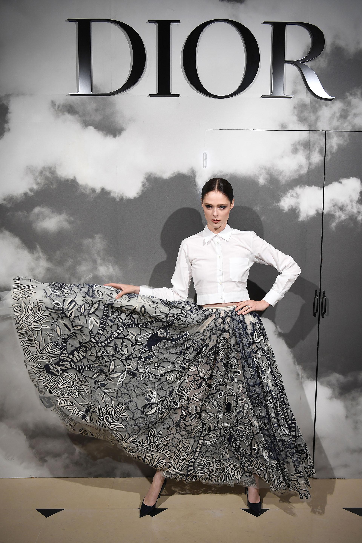 La modelo del momento, Coco Rocha