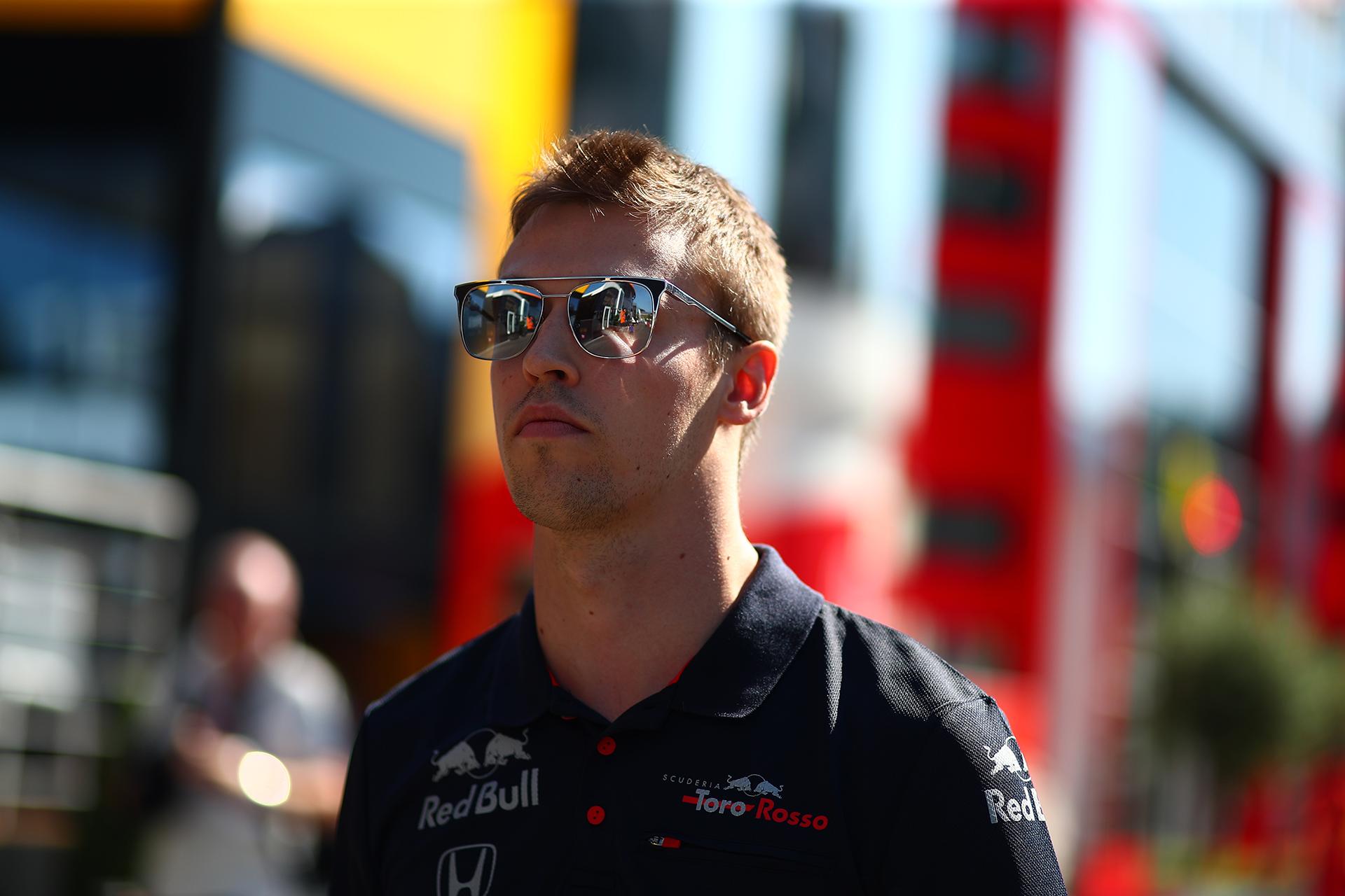 Daniil Kvyat (Toro Rosso Honda), USD 845.000