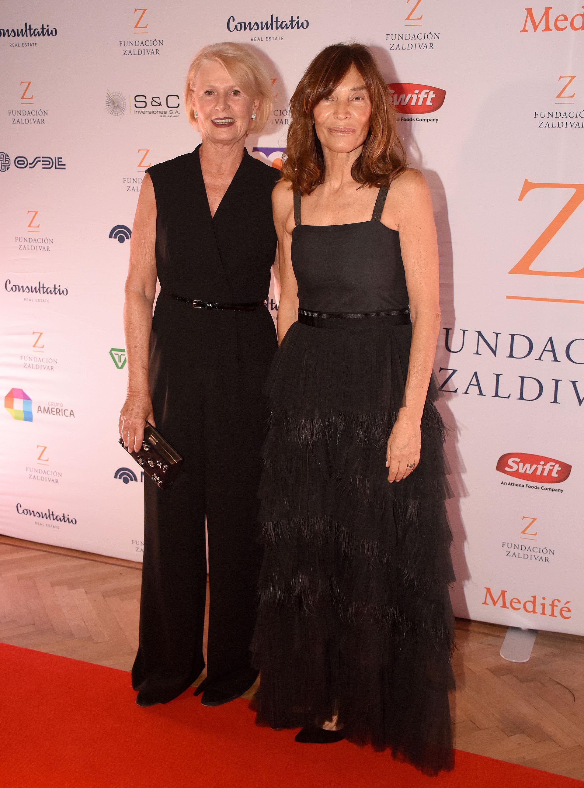 Patricia D'Onofrio y Estela Zaldivar