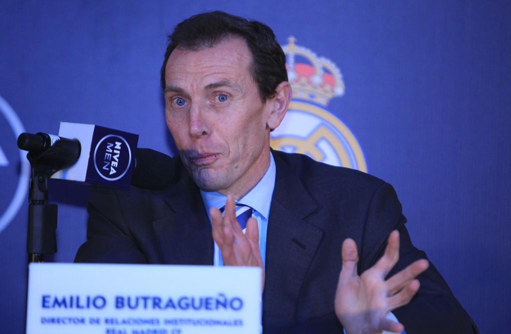 Butragueño, ahora directivo del Real MAdid, dejó un buen sabor de boca en los aficionados que lo vieron jugar en la Liga MX (Foto: Gabino Acevedo/ Cuartoscuro)