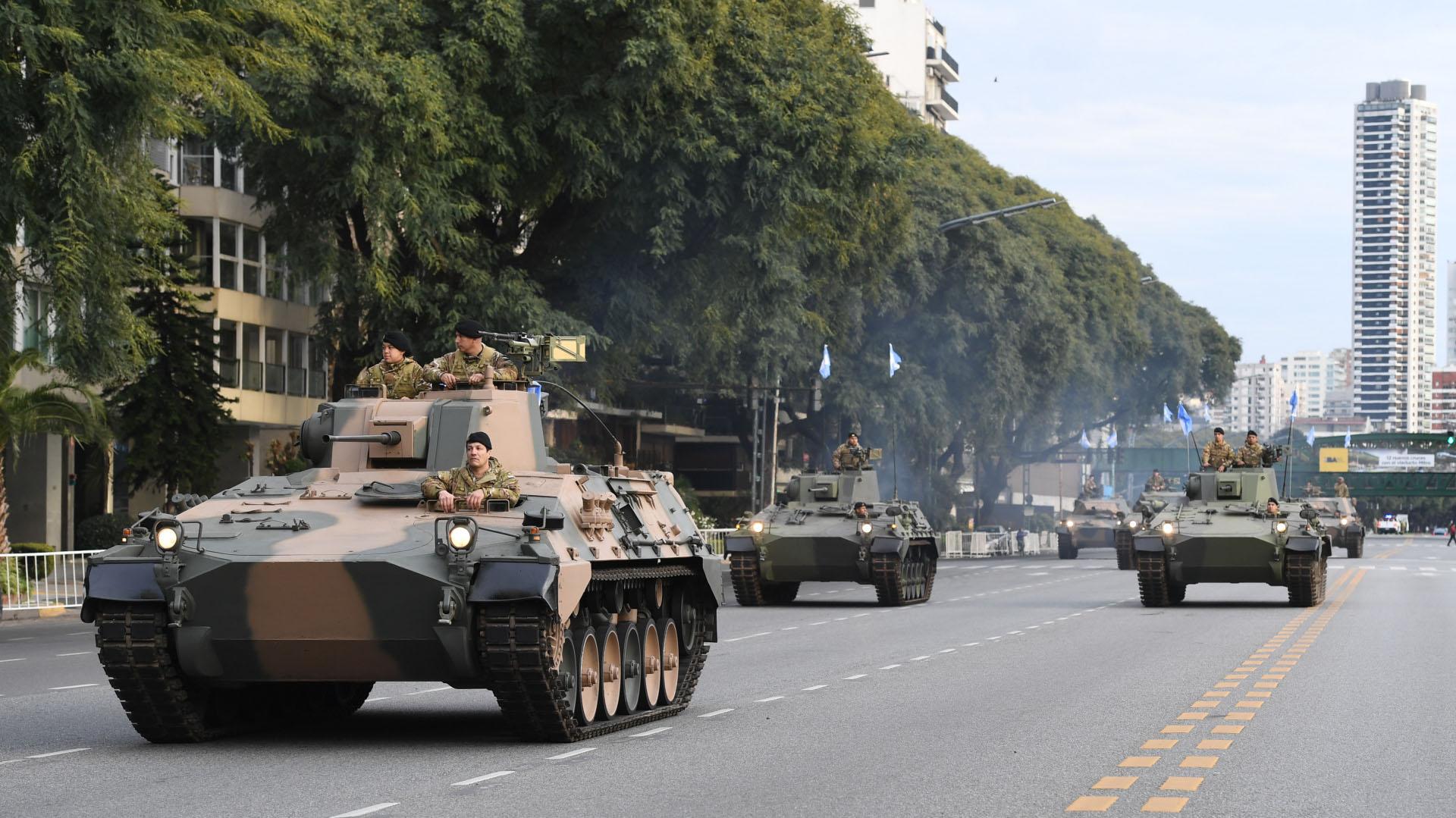 Otro vehículo de transporte de personal M113