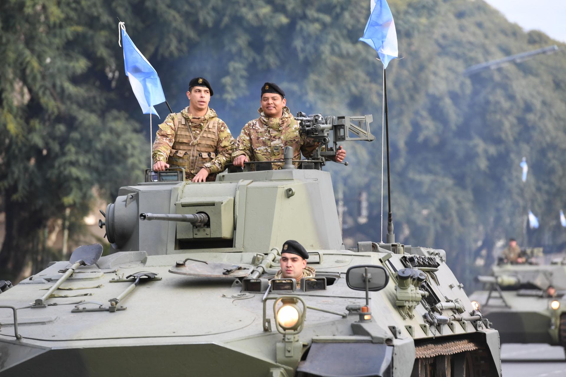 Vehículo de transporte de personal M113