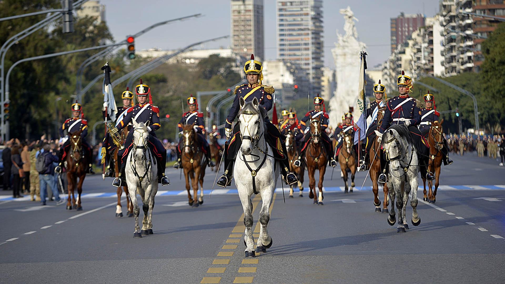 Regimiento de Granaderos a Caballo General San Martín