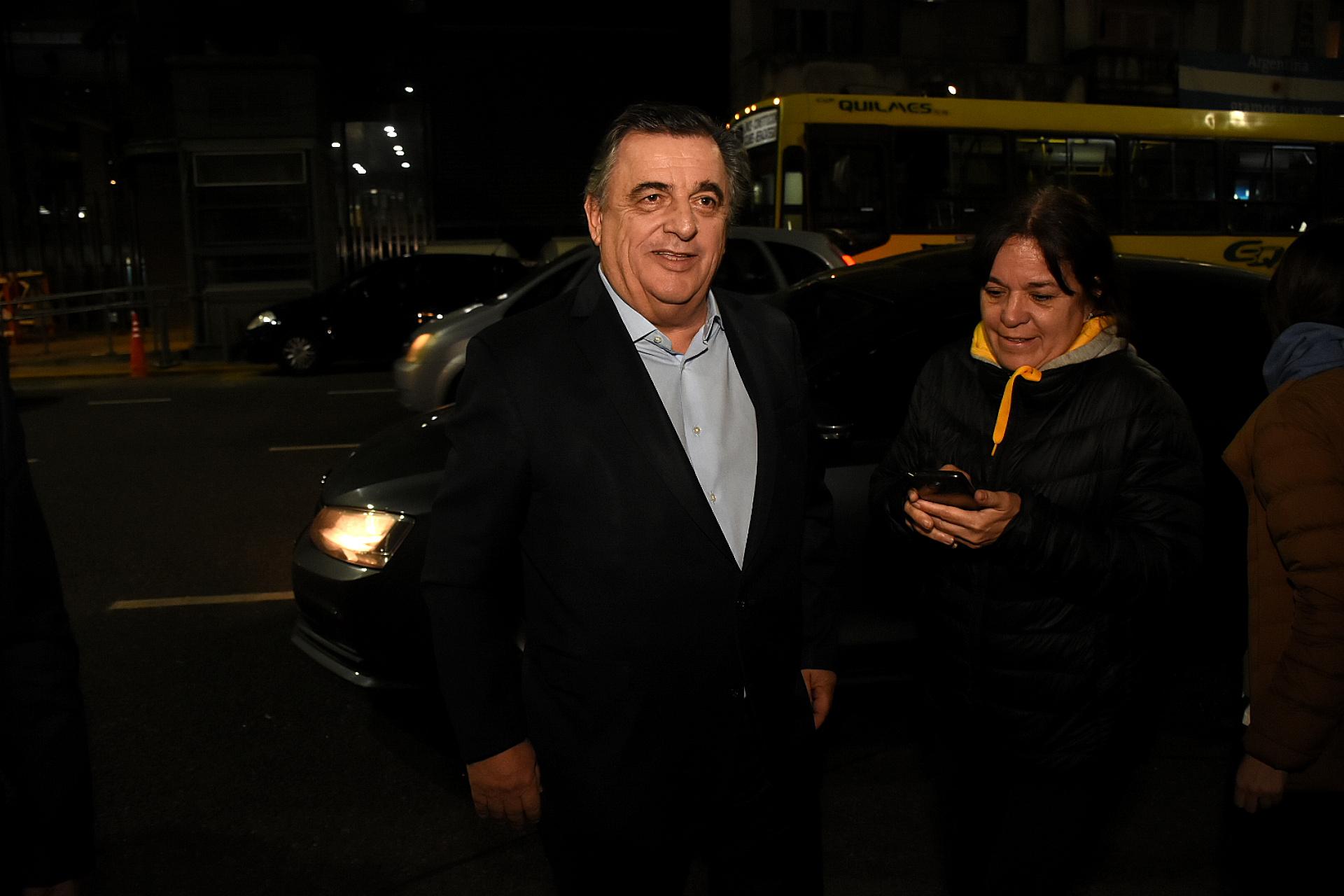 El diputado Mario Negri