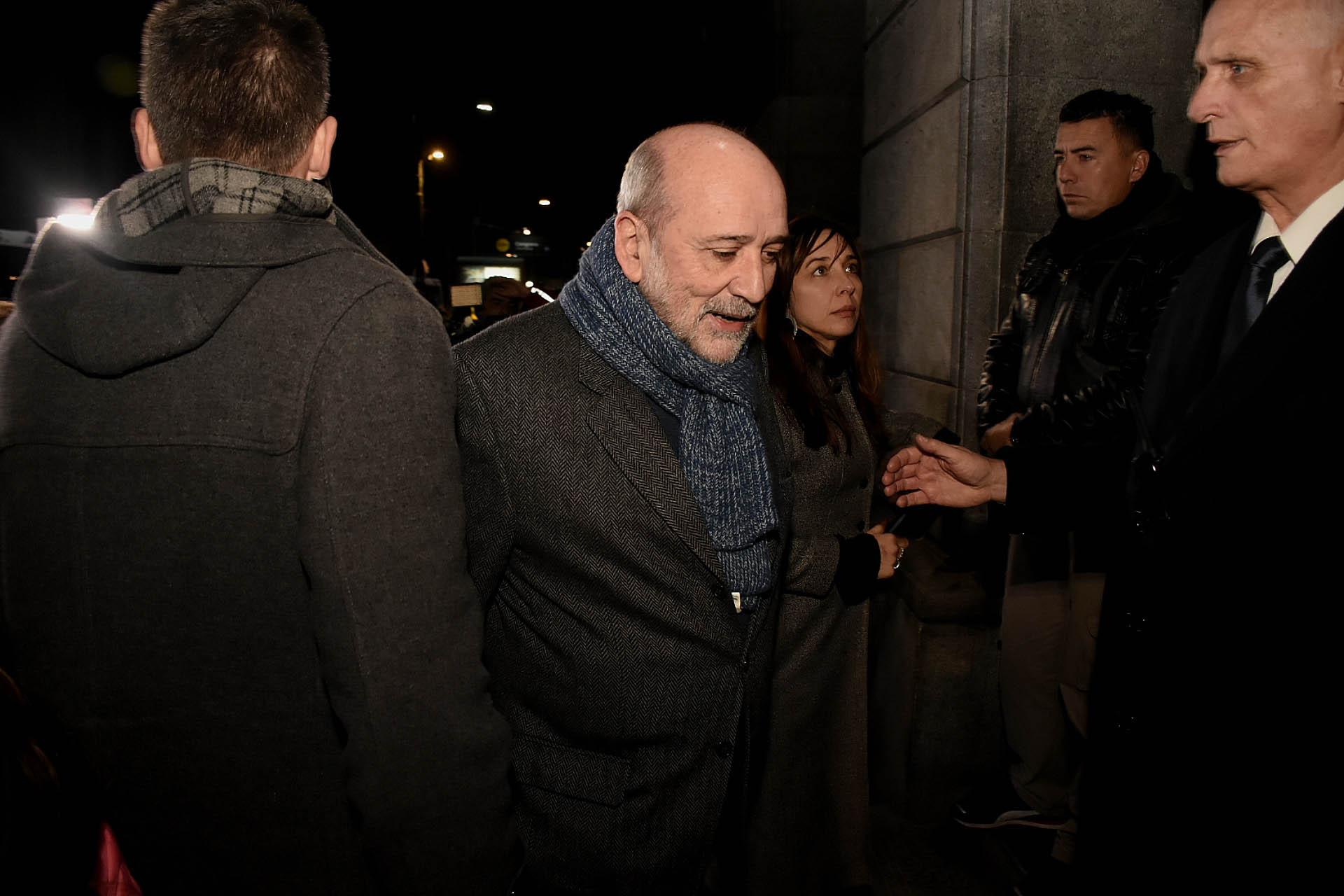 El ex ministro de Economía Jesús Rodríguez