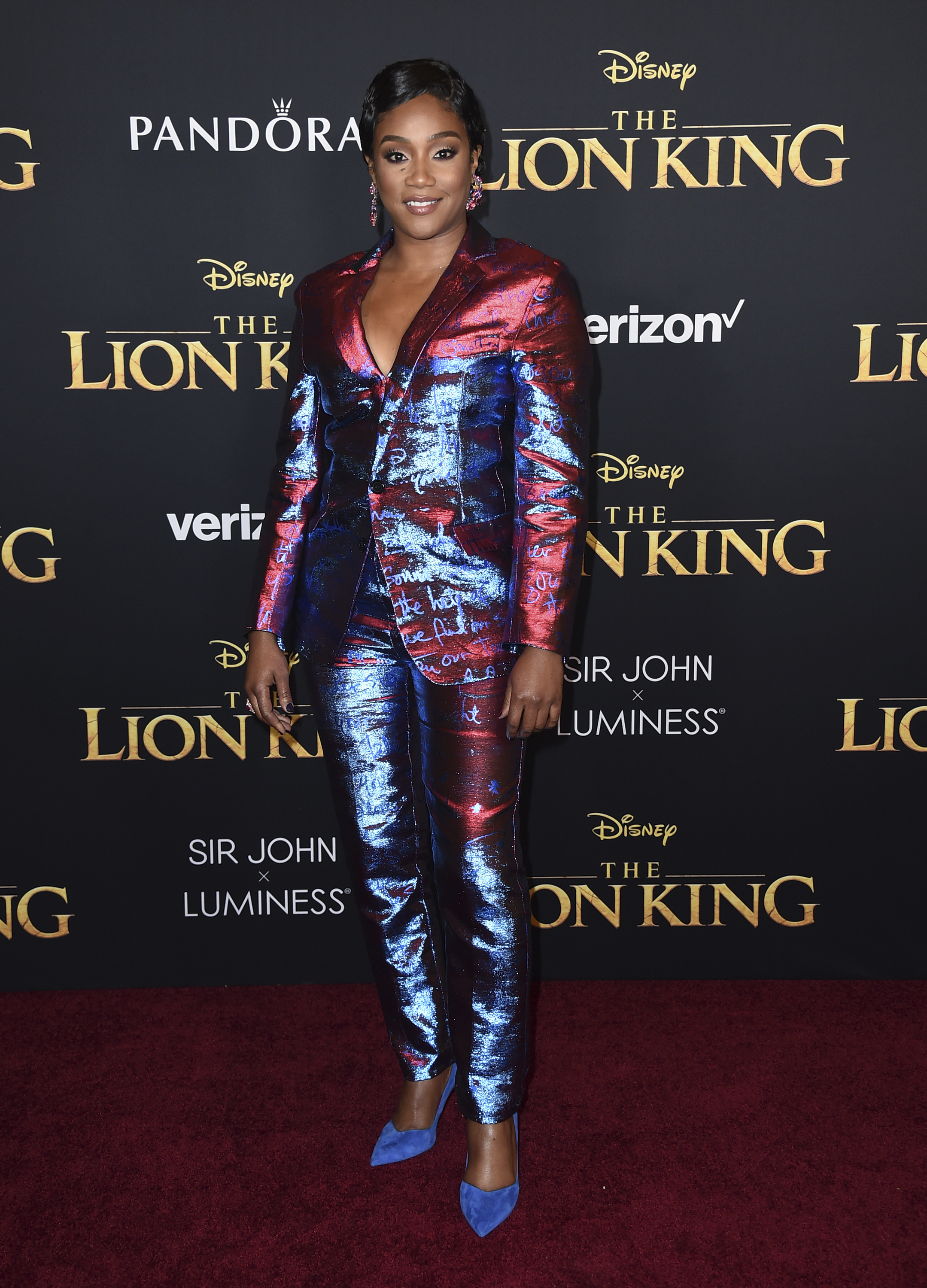 Tiffany Haddish (Foto de Jordan Strauss/ Invision/ AP)