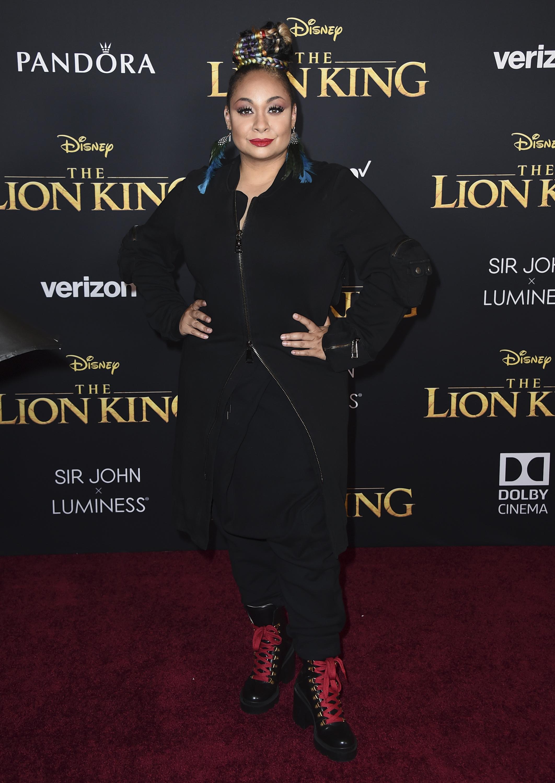 Raven-Symone (Foto de Jordan Strauss/ Invision/ AP)