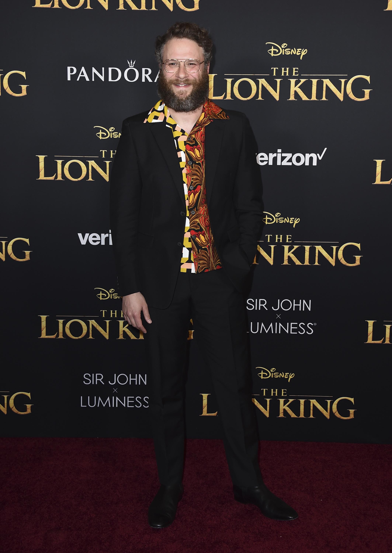 Seth Rogen (Foto de Jordan Strauss/ Invision/ AP)