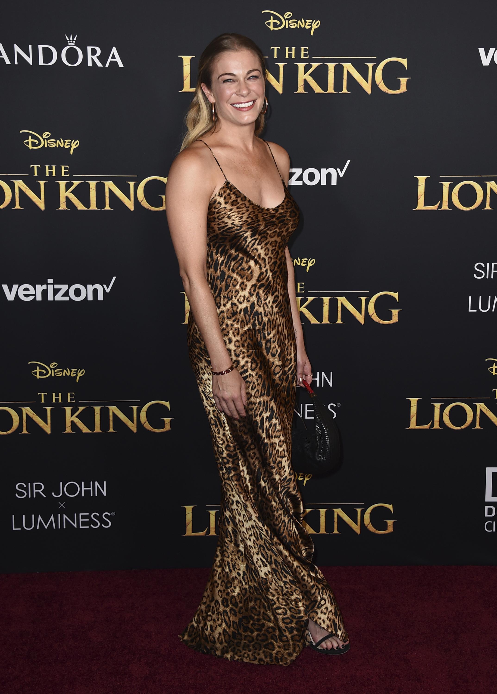 LeAnn Rimes (Foto de Jordan Strauss/ Invision/ AP)