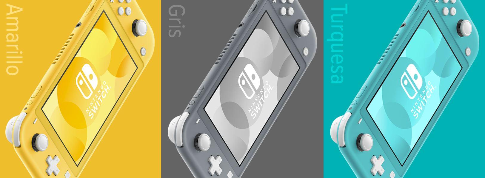 Fue presentada por sorpresa este miércoles y que llegará al mercado el próximo 20 de septiembre en tres colores diferentes.(Foto: Nintendo)