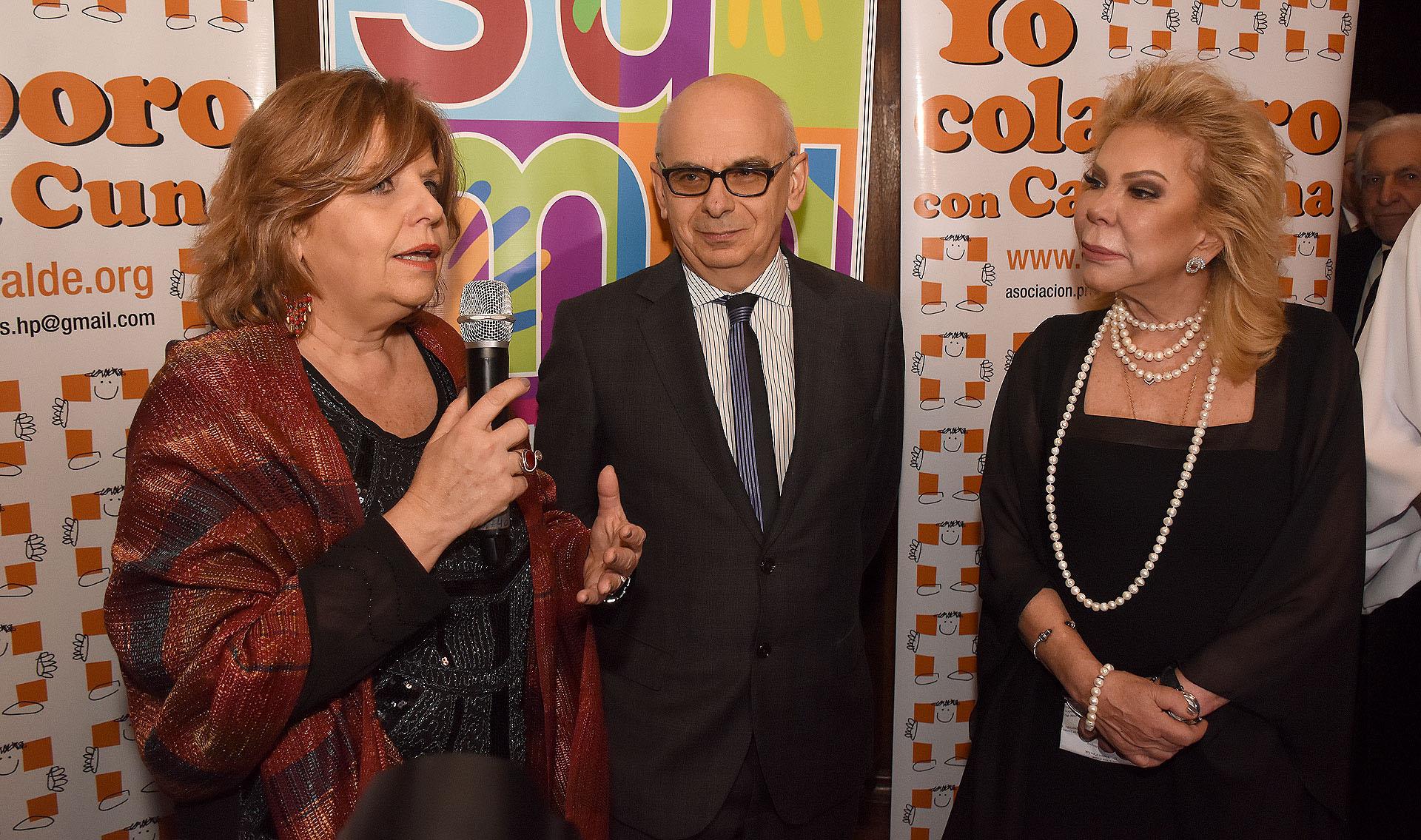 La ministra Bou Pérez pronunció también unas palabras