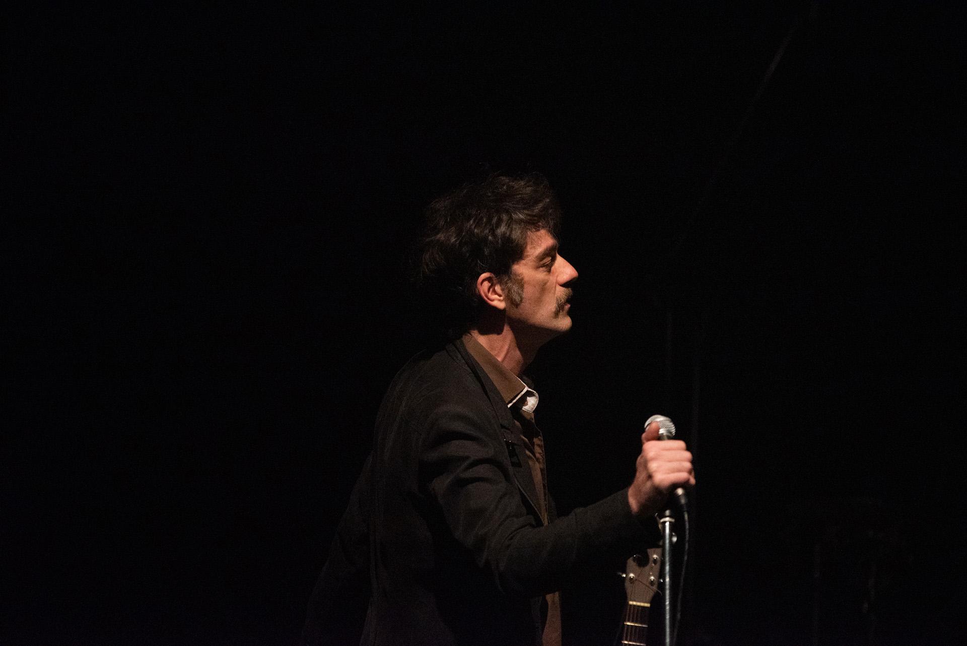 Pablo Dacal, uno de los artistas invitados