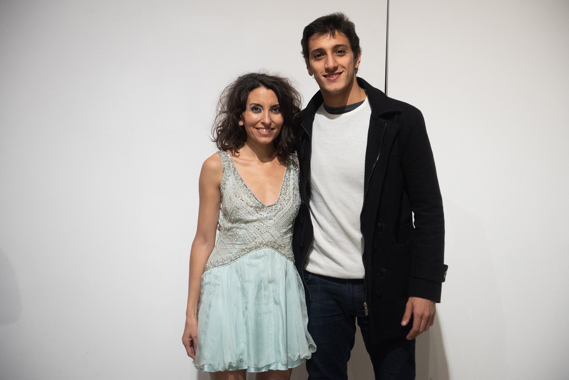 Sumaia y Matías Daher