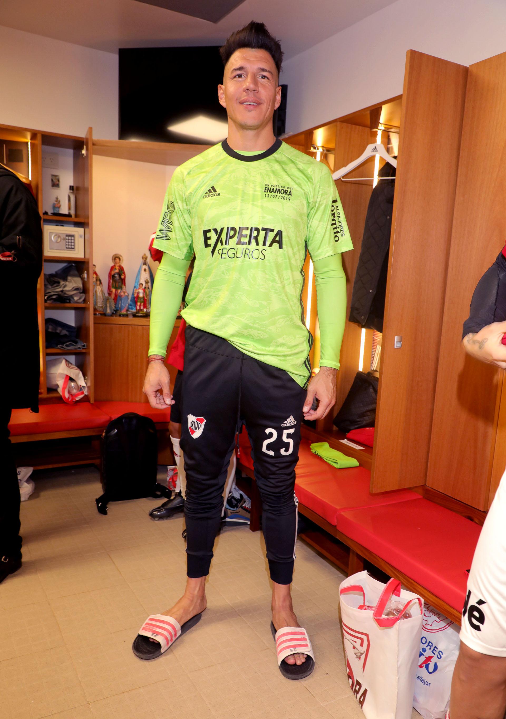 Bologna renovó contrato con la institución de Núñez y seguirá en el club