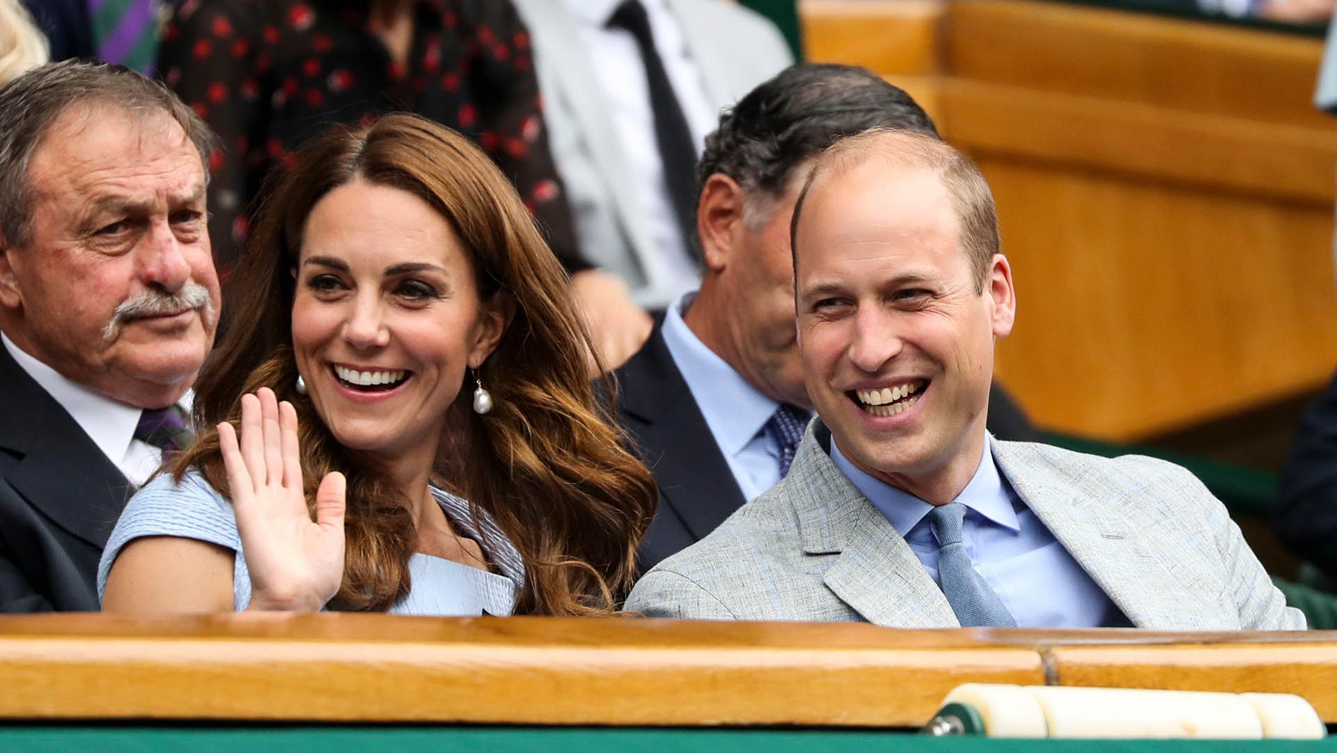 El Príncipe William y Kate, duquesa de Cambridge, estuvieron presentes en la final (Shutterstock)