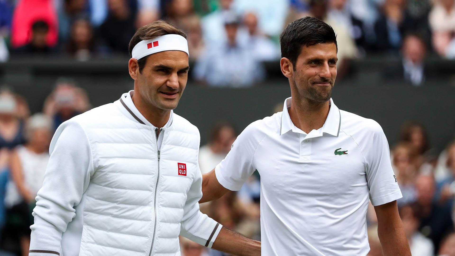 Djokovic venció a Roger Federer por 7-6 (5), 1-6, 7-6 (4), 4-6 y 13-12 (Shutterstock)
