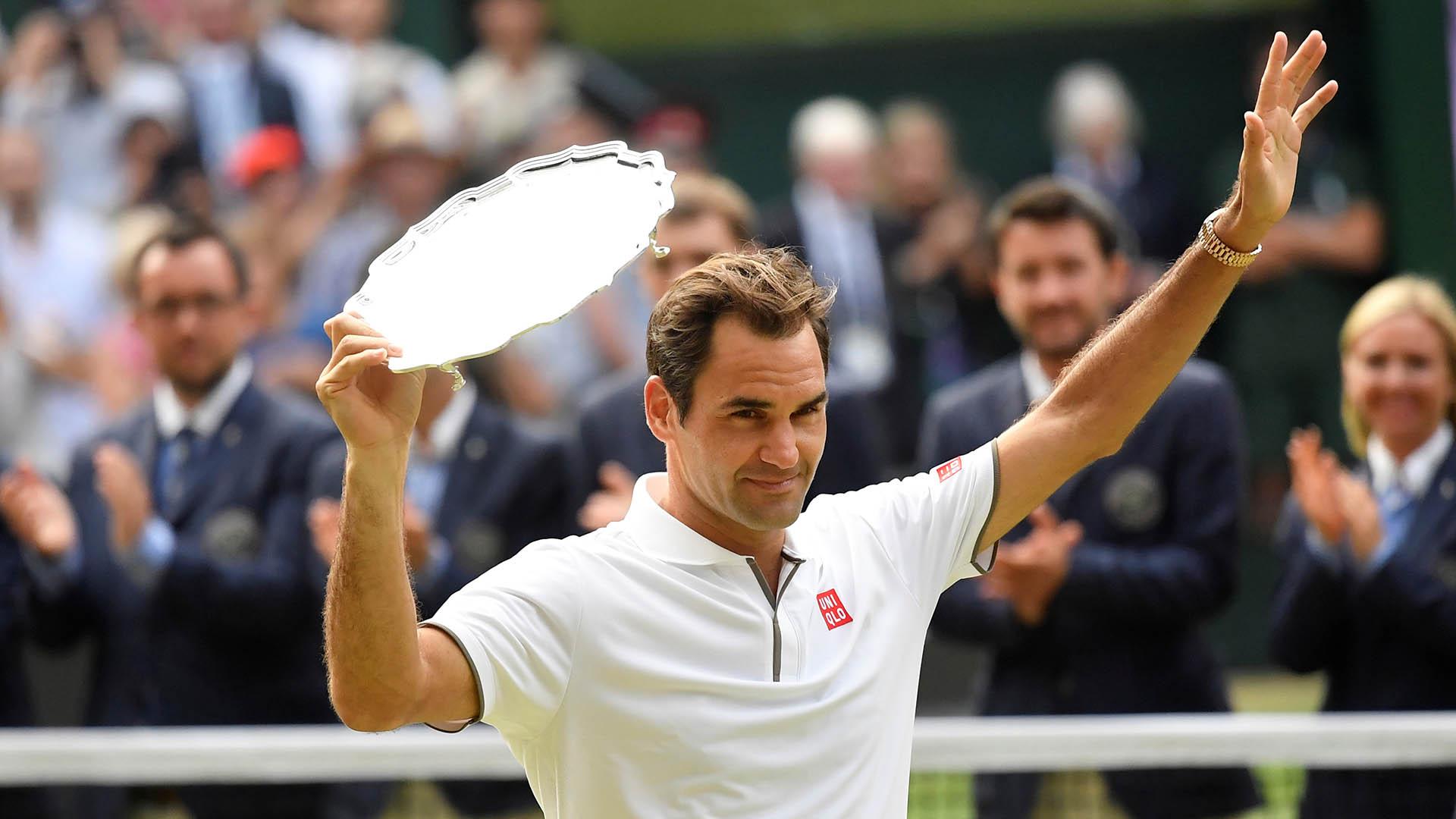 El suizo no pudo conquistas su noveno Wimbledon (REUTERS)