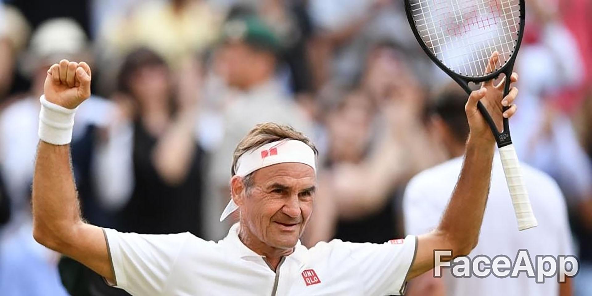 Roger Federer, a los 70 años, sigue siendo el mejor tenista del mundo