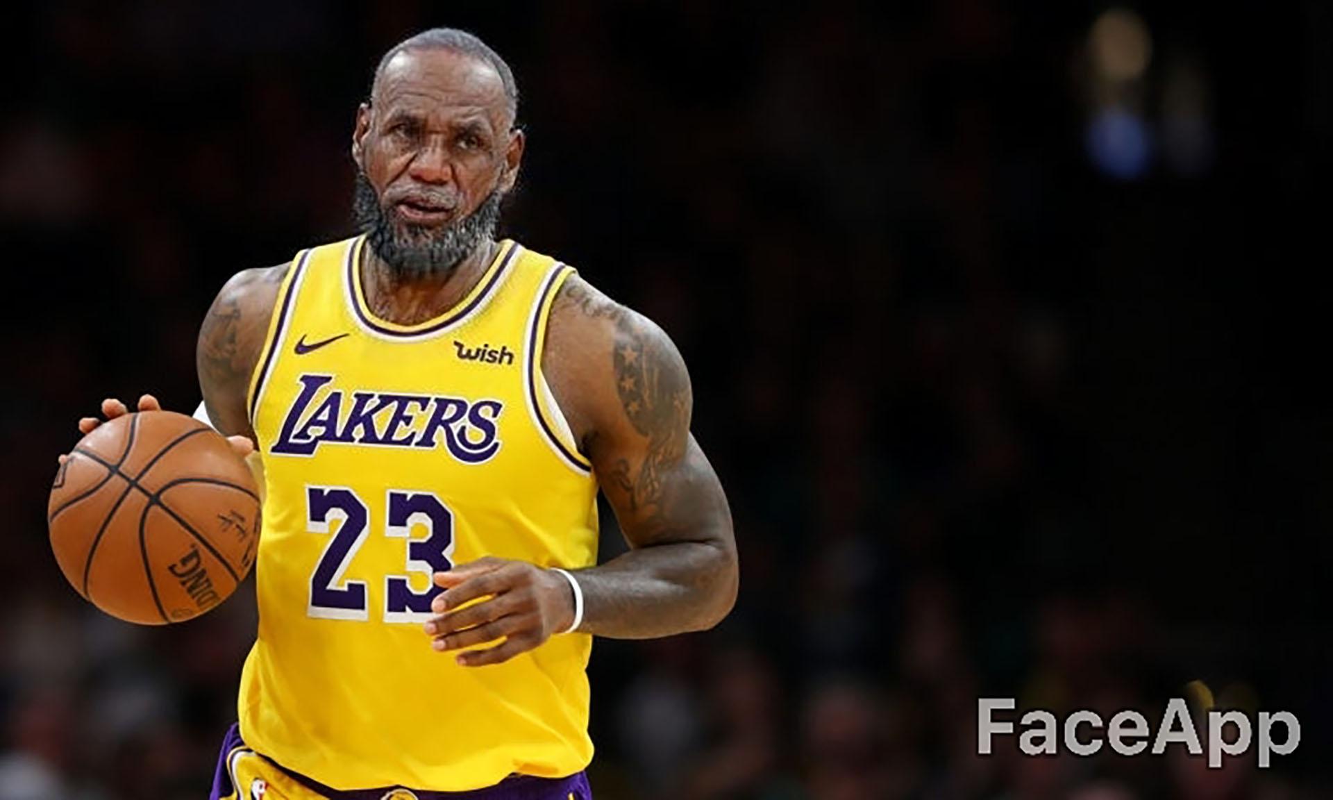 LeBron James tiene 68 años, pero aún no pudo superar la leyenda de Michael Jordan
