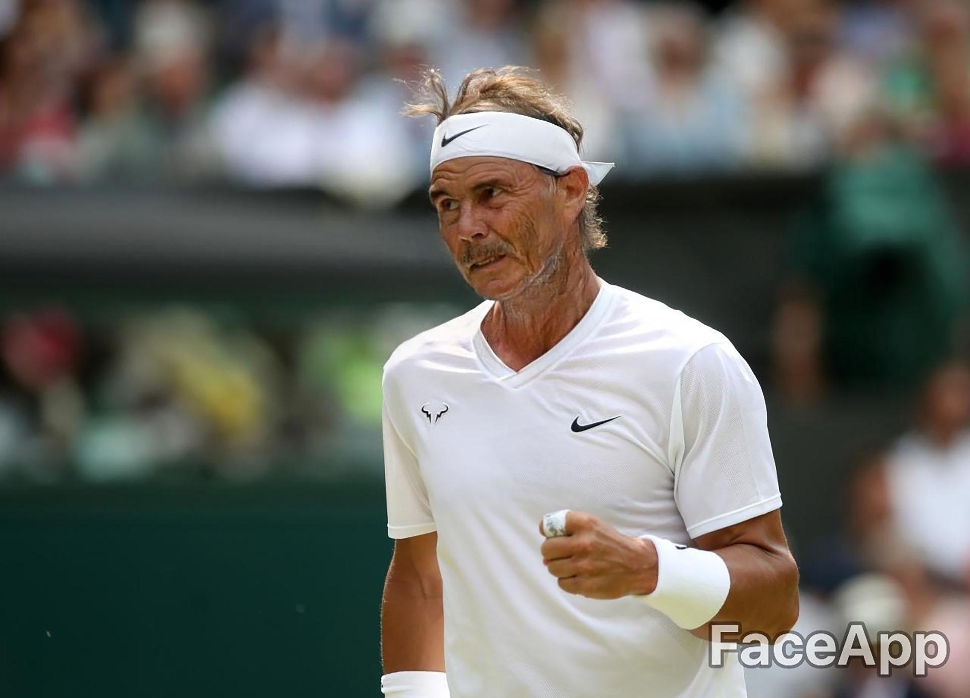 Año 2050, Rafael Nadal volvió a ganar Roland Garros