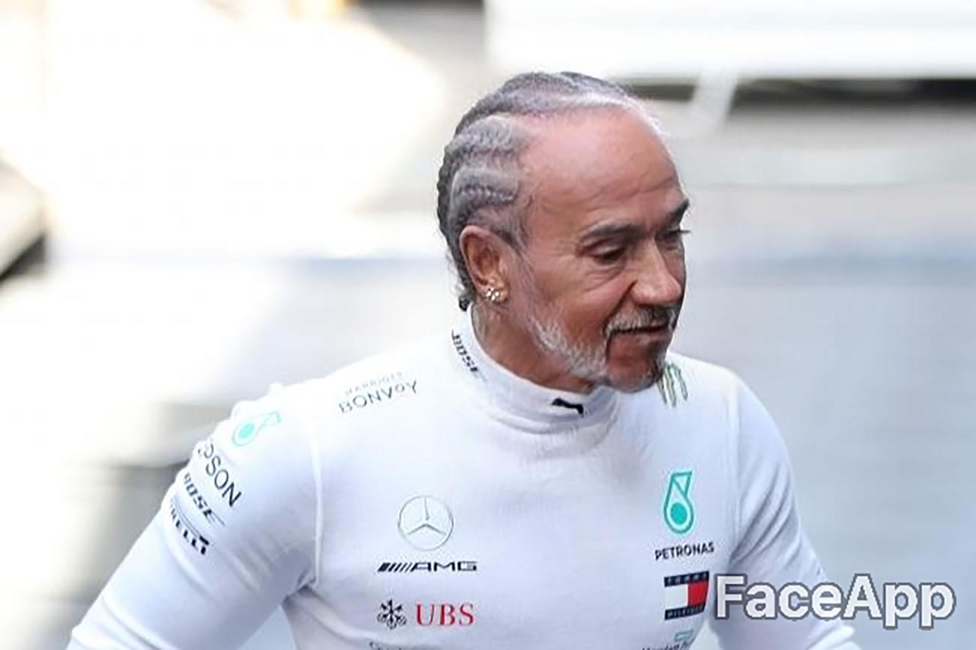 Un Lewis Hamilton experimentado aún desconoce o que es ser segundo en la Fórmula 1