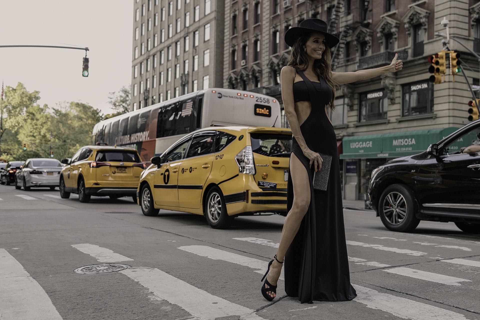 """Paz Cornú hizo las fotos de su colección verano con un fotógrafo de Vogue en la """"Gran Manzana"""". """"Me paraban por la calle para preguntarme de dónde es la ropa"""", le comentó la diseñadora a Teleshow"""