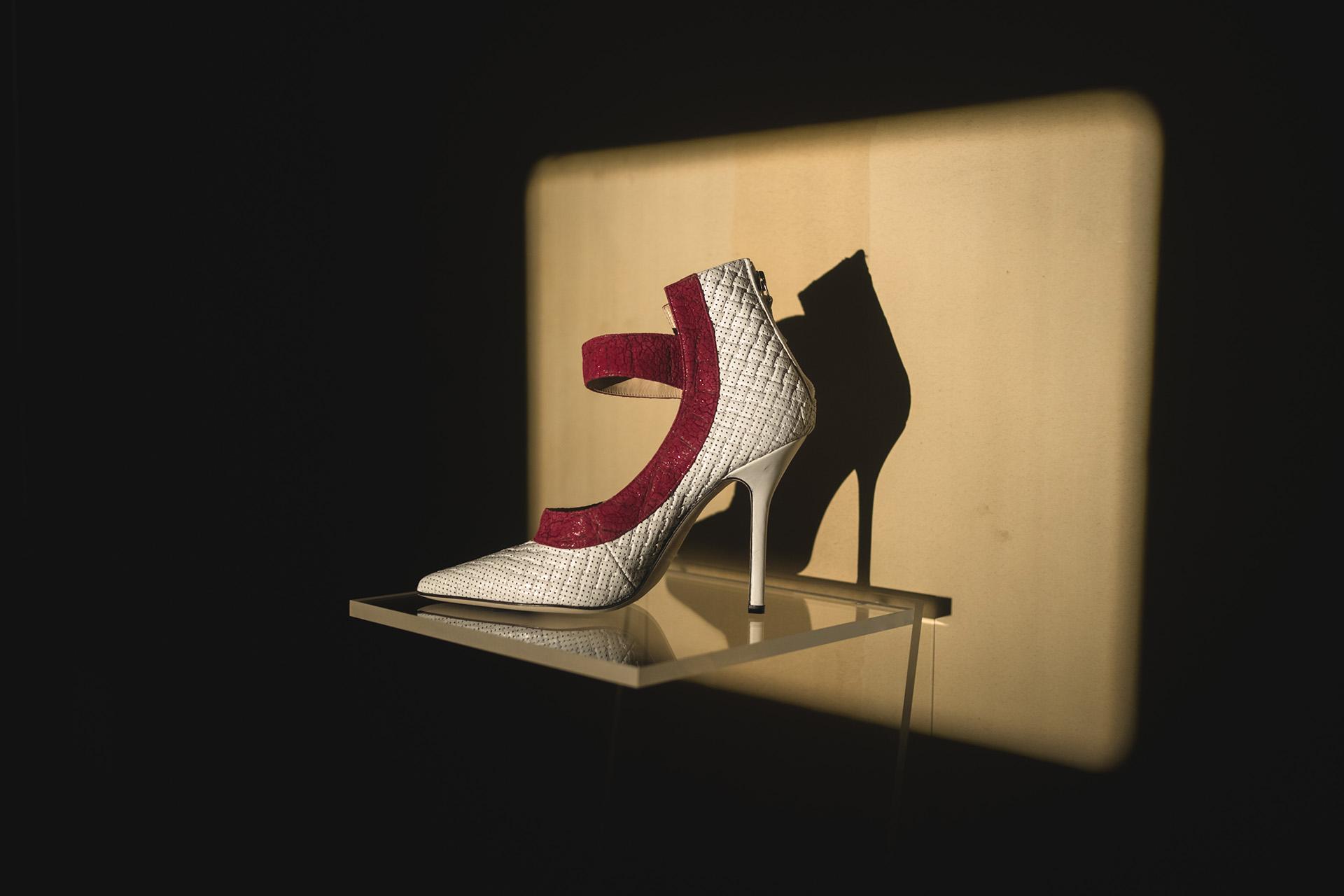 Los zapatos Ricagno no están atados a un tiempo específico ni a la tendencia de una temporada puntual.