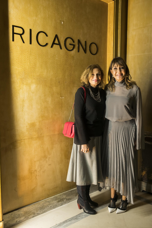 Teresa Napolillo y Fabiana Ricagno