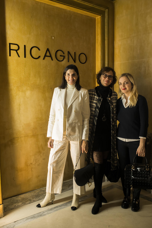 Malala Artola, Miranda y Nicola Constantino