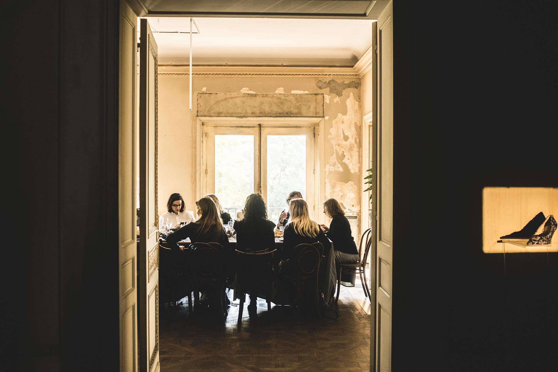 El encuentro tuvo lugar en Palermo