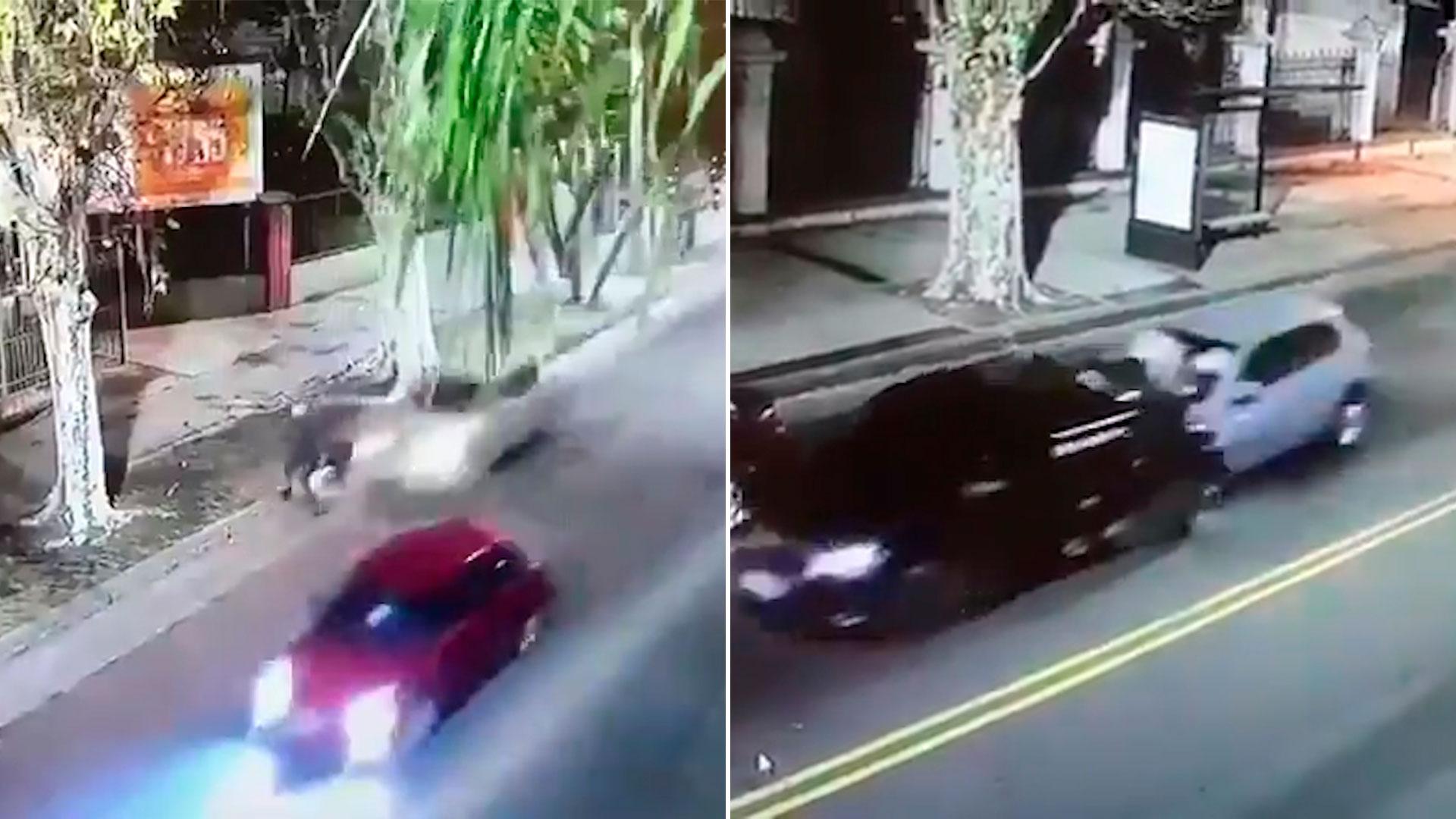 Resultado de imagen para conductor borracho atropello ciclista devoto