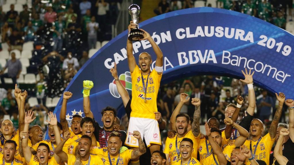 Tigres el campeón actual de la Liga MX, también participará en la Leagues Cup (Foto: Fernando Ortega/ Cuartoscuro)