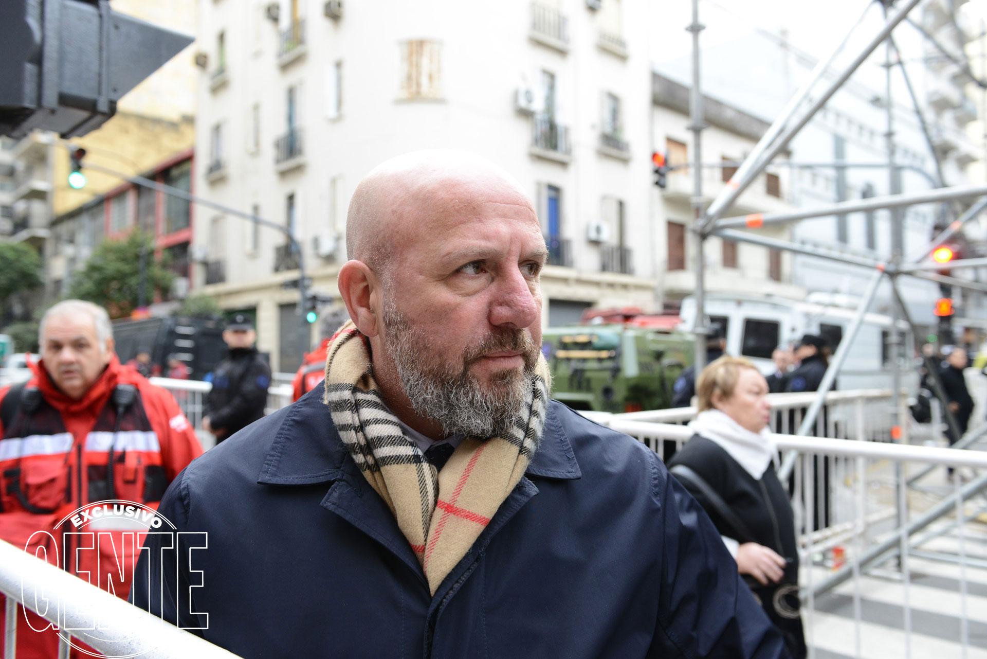 El diputado de Cambiemos Waldo Wolff. Foto: Julio César Ruiz/GENTE