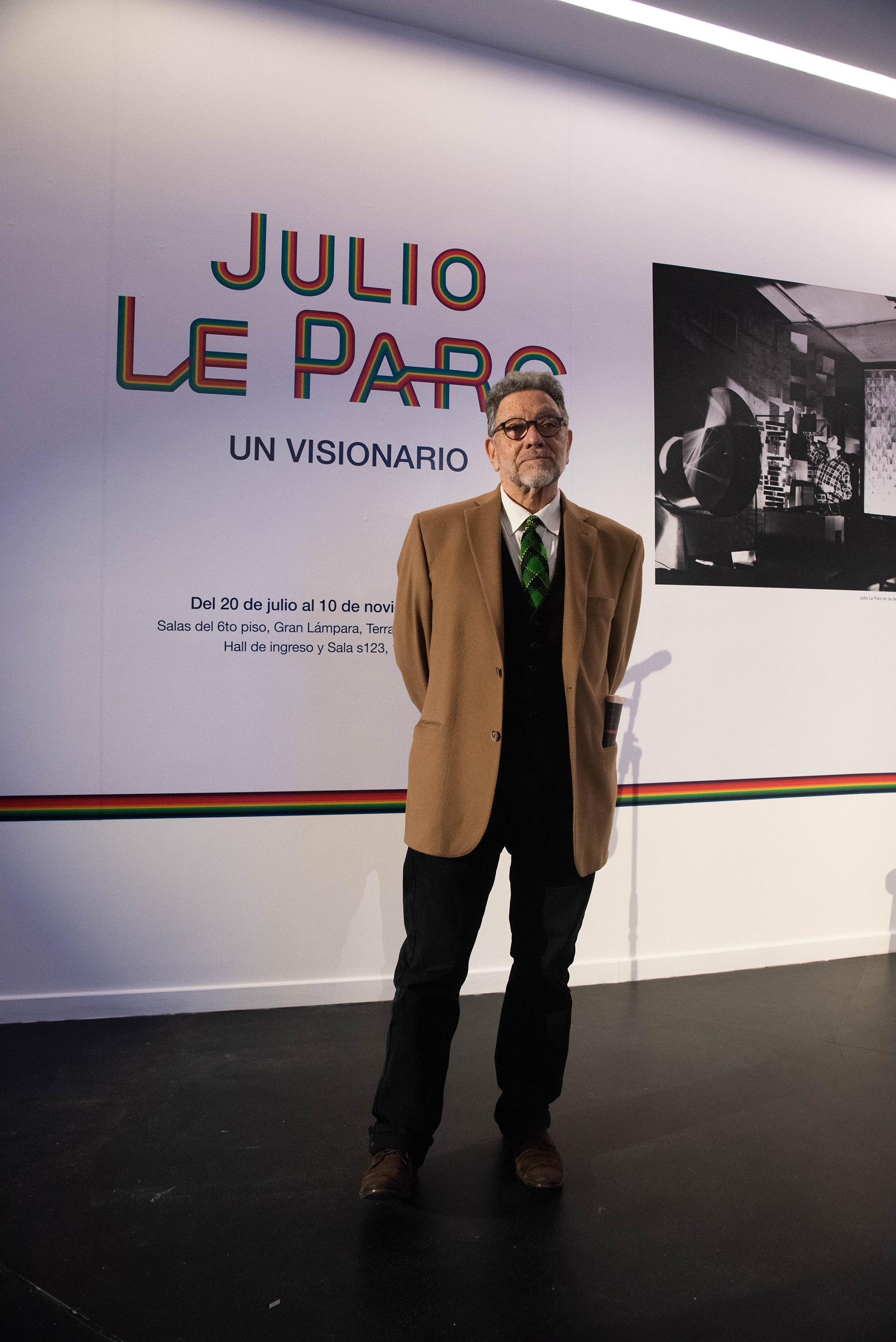 Renato Rita, curador del CCK