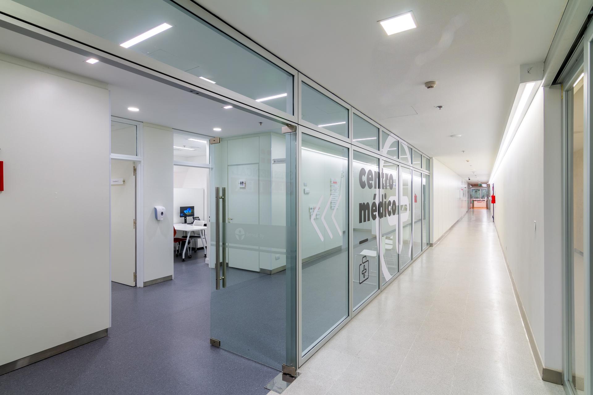El centro médico para empleados cuenta con atención clínica, odontología, kinesiología, traumatología y las especialidades más demandadas.