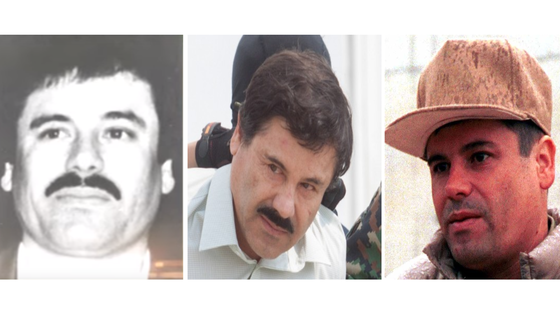 Narcocirugias Las Diferentes Etapas Del Rostro De El Chapo Guzman Para Lucir Mas Atractivo Infobae