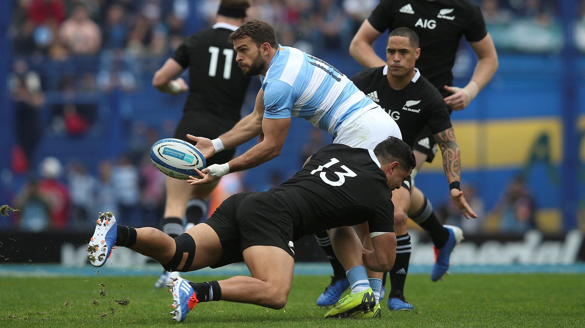 Calendario Pumas Rugby 2019.En Un Apasionante Final Los Pumas Cayeron De Manera
