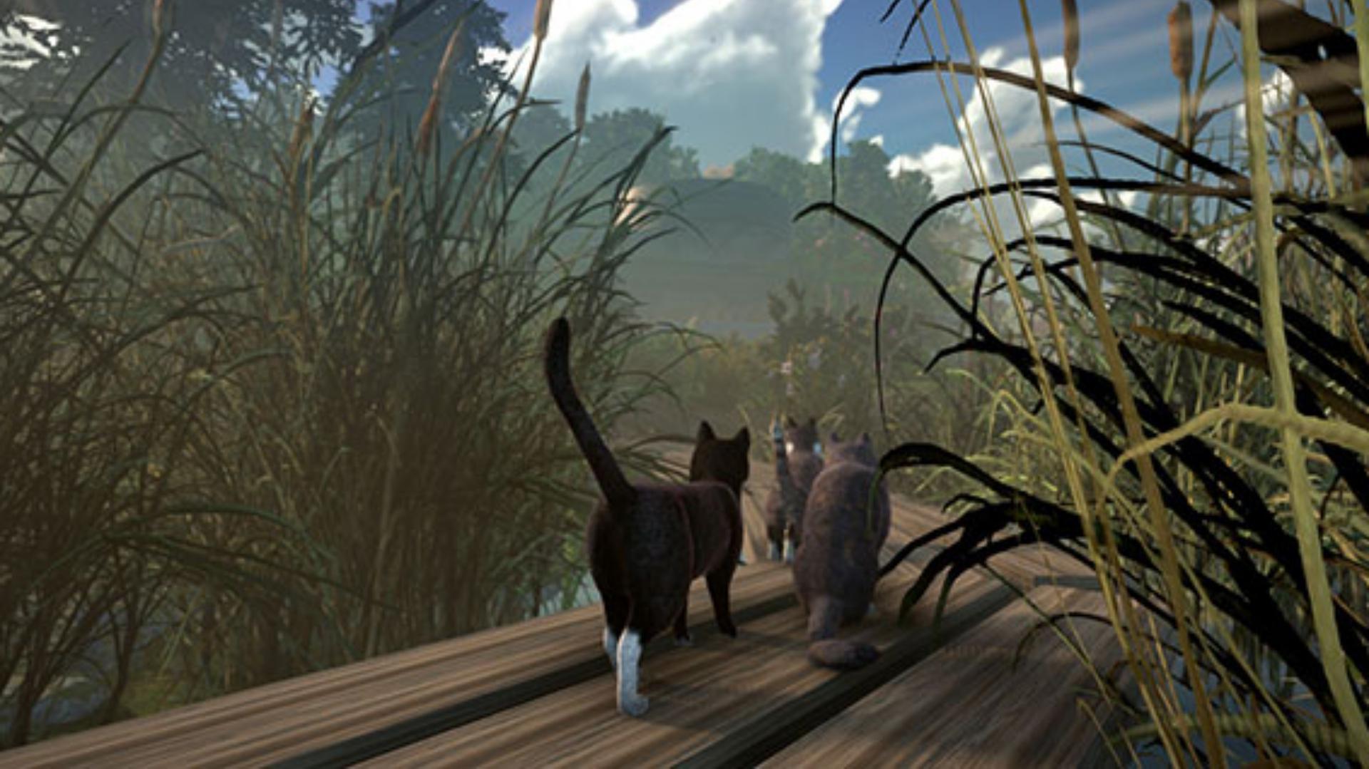 El Videojuego Protagonizado Por Una Banda De Gatos Dedicada A Resolver Misterios Infobae