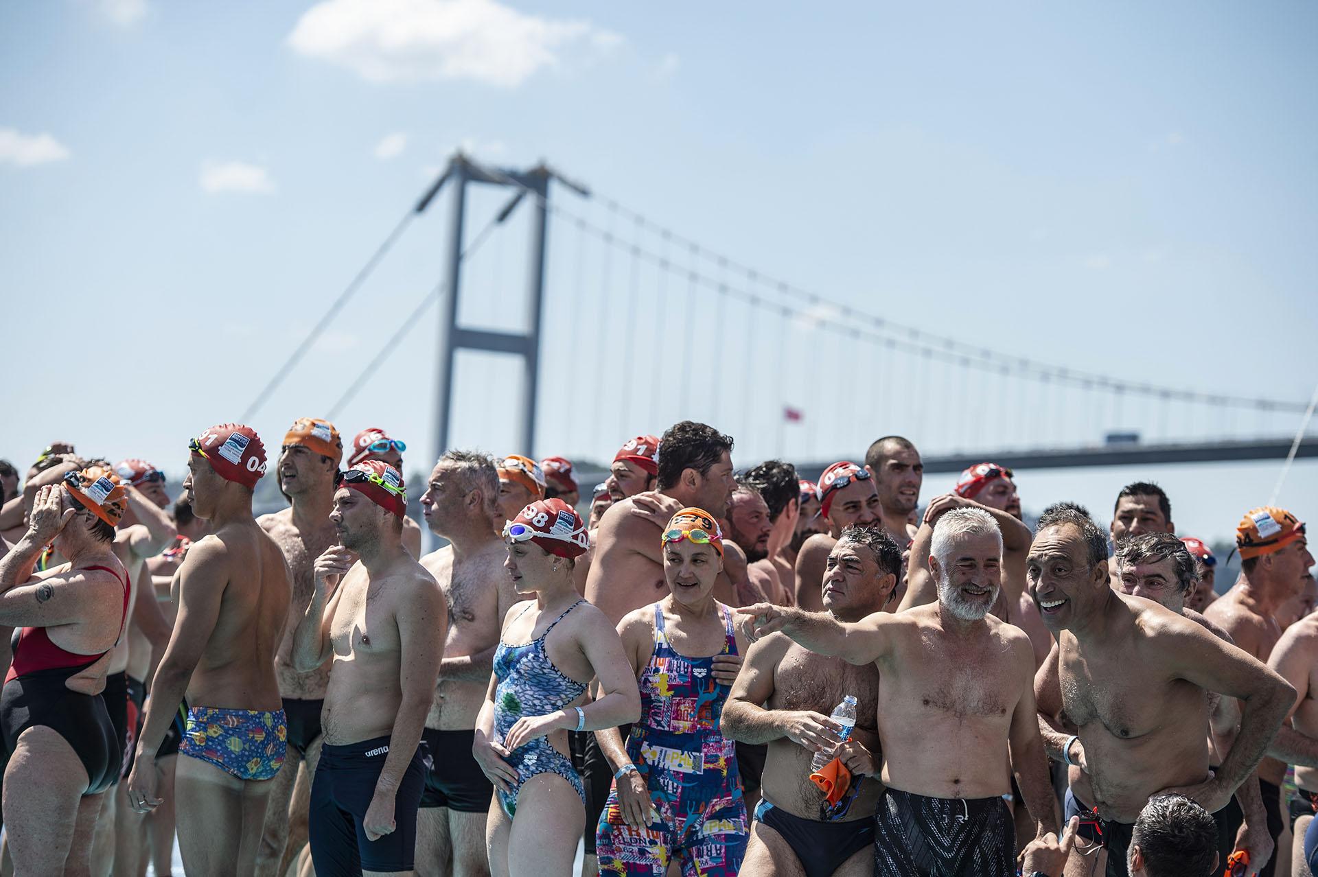 Los requisitos para participar son tener una licencia de natación o una carta de un entrenador profesional y abonar 200euros