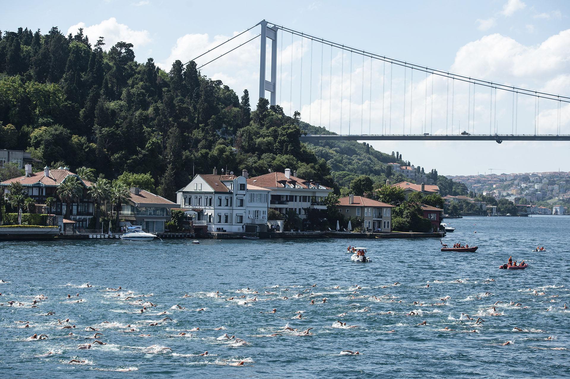 Ilgın Çelik ganó el primer lugar en mujeres, completando la carrera en 47 minutos y 19 segundos