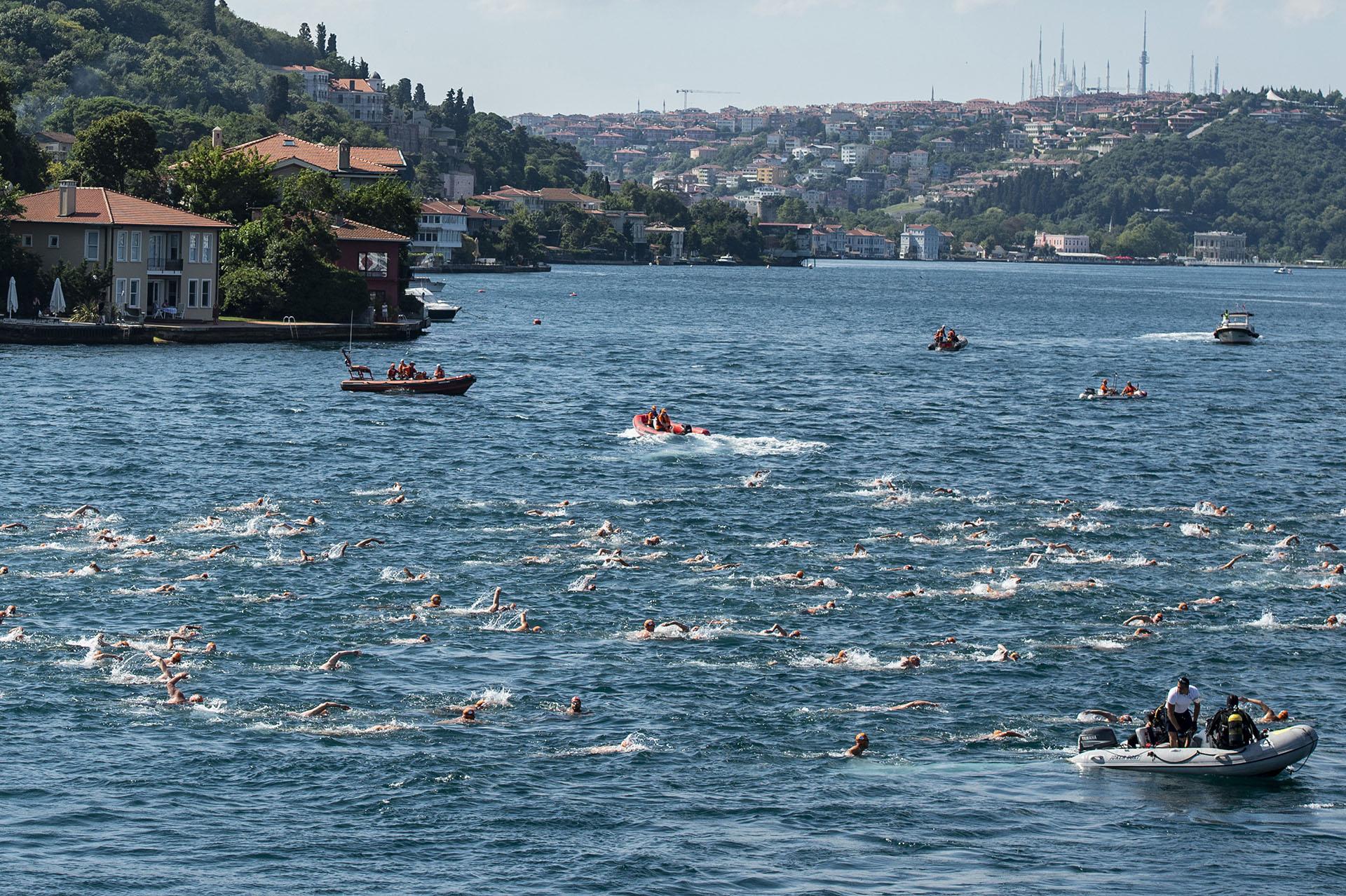 . Melikşah Düğen ganó los hombres en 48 minutos y 28 segundos