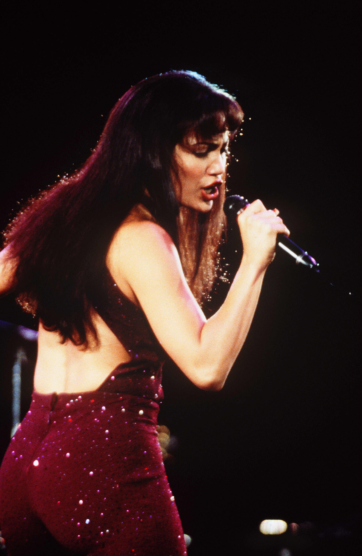 "En la película ""Selena"", que la hizo famosaShutterstock"