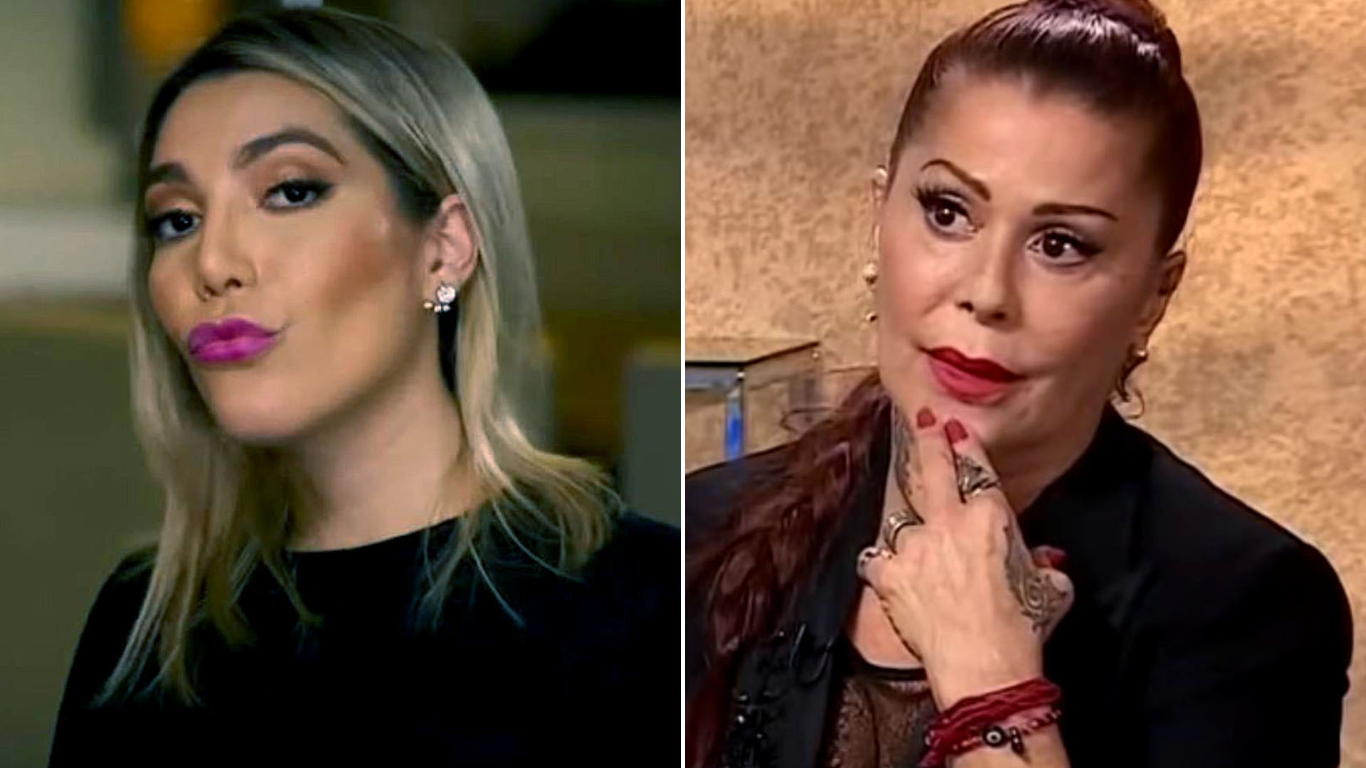Sigue la guerra de Frida Sofía contra Alejandra Guzmán y ahora la acusa de  hacer algo ilegal - Infobae