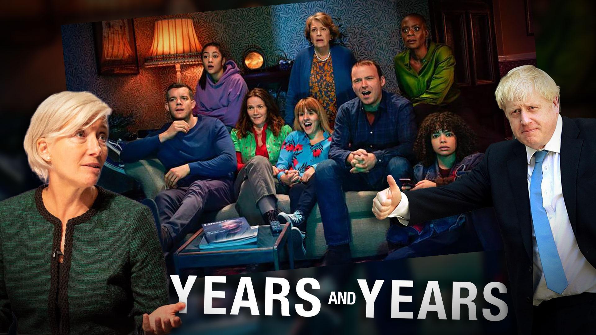 Years And Years La Serie Del Momento Y Si El Futuro Más