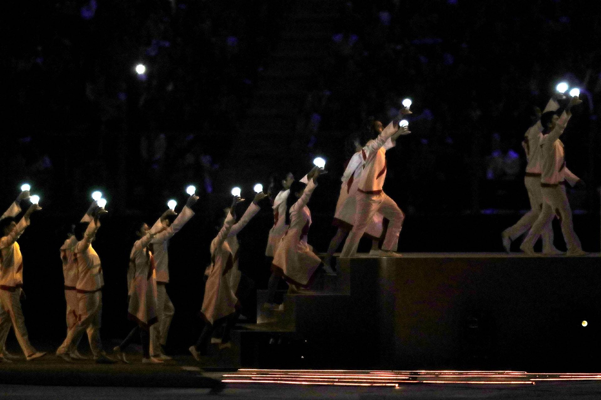 Se pusieron en marcha de manera oficial los Juegos Panamericanos (REUTERS/Henry Romero)